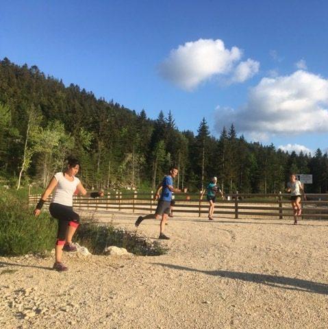 Séance Ecole de Trail