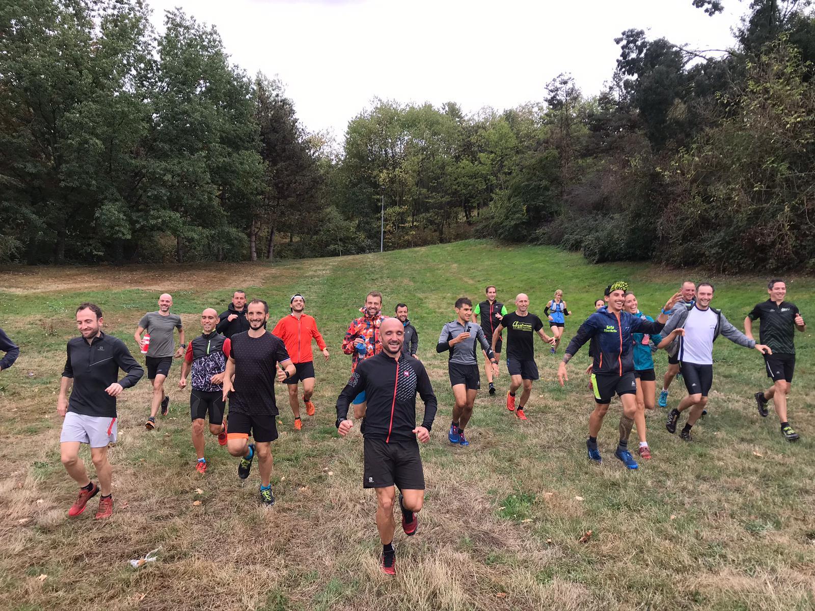 Formation école de trail